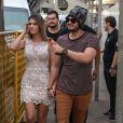 Luan Santana e Jade Magalhães reataram o namoro em dezembro do ano passado
