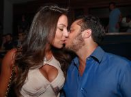 Thammy Miranda beija a namorada, Andressa Ferreira, em show em SP. Veja fotos!