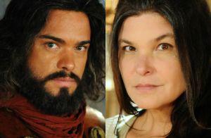 Final de 'A Terra Prometida': Josué ouve Mara confessar rapto do bebê de Raabe