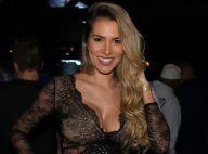 Ex-BBB Adriana Sant'Anna nega aniversário de R$ 500 mil do filho: 'É mentira'