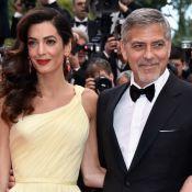 Grávida de gêmeos, Amal Alamuddin, mulher de George Clooney, dará à luz em junho