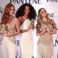 Marina Ruy Barbosa posa com as demais garotas propagandas da marca