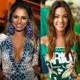 Lexa volta a ser empresariada por Kamilla Fialho após rompimento, de acordo com o colunista Leo Dias neste sábado, dia 11 de fevereiro de 2017