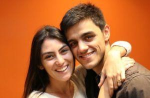 Nasce Maria, 1ª filha do ator Felipe Simas! 'Ele acompanhou o parto', conta avó