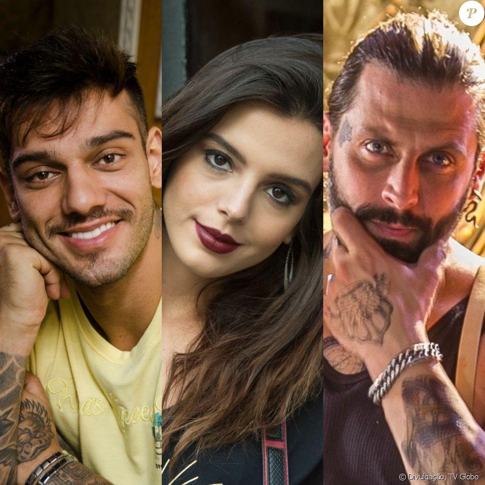 Milena (Giovanna Lancellotti) se apaixona por Daniel (Lucas Lucco) e termina o noivado com Ralf (Henri Castelli), na novela 'Sol Nascente'