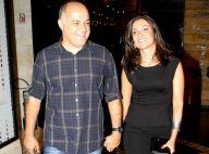 Patricia Poeta vive crise no casamento com diretor Amauri Soares, diz colunista