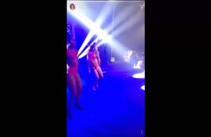 De fio-dental, Anitta esbanja sensualidade ao cantar no Baile da Vogue. Fotos!