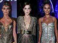 Famosas se jogam no zodíaco em looks para o Baile da Vogue. Veja as fotos!