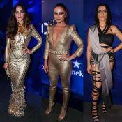 Atraso de Bruna Marquezine irritou Antonelli, Cleo Pires e mais atrizes em baile
