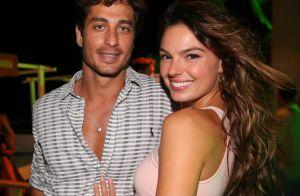 Isis Valverde confessa sentir ciúmes do namorado, mas pondera: 'Não dou ataque!'
