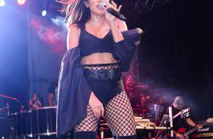 Anitta não teme críticas por deixar bumbum à mostra em shows: 'Pouco me importa'