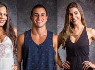 'BBB17': Manoel, Vivian e Emilly vão disputar o Paredão triplo
