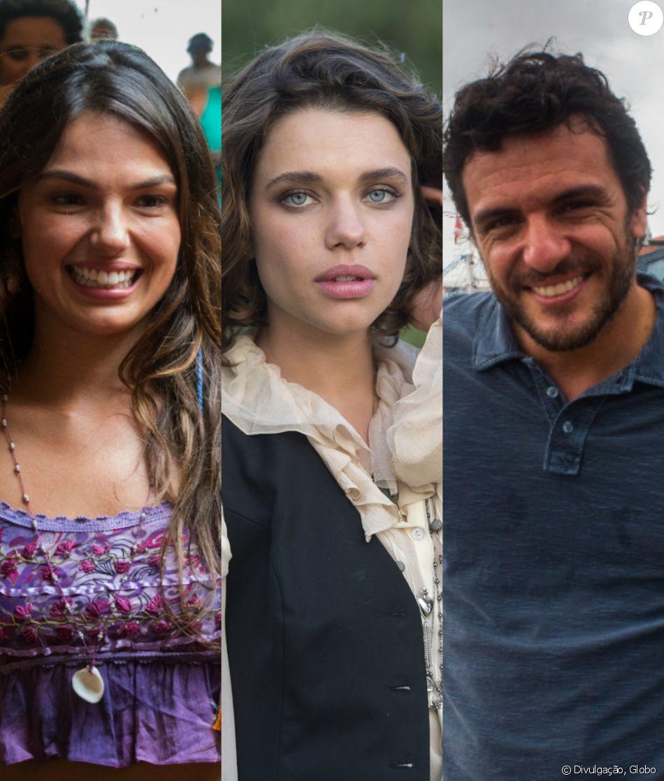 A novela 'A Força do Querer' vai revezar seus oito protagonistas, segundo o colunista Fernando Oliveira publicou nesta terça-feira, 21 de fevereiro de 2017
