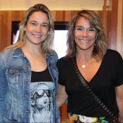 Fernanda Gentil imita a mãe em vídeo e diverte seguidores: 'Só muda o endereço'