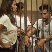 'Sol Nascente': Alice foge da cadeia com ajuda de Mario durante carnaval de rua