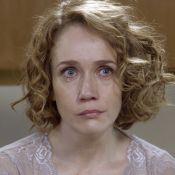 Novela 'A Lei do Amor': deprimida, Vitória repudia filho e procura pai biológico
