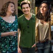 Novela 'Rock Story': Néia flagra Zac no quarto com Yasmin e descobre namoro