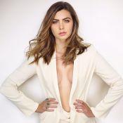 Filha do apresentador Datena, Letícia posará nua: 'Estou na minha melhor forma'