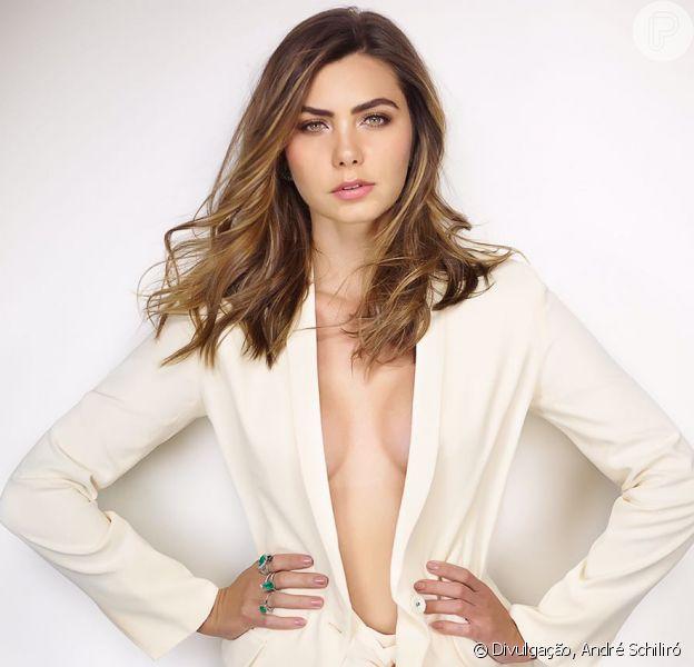 Leticia Datena será capa da revista 'Playboy' que chega às bancas no final de março de 2017
