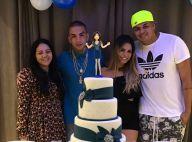Lexa festeja ao lado do noivo, MC Guimê, aniversário de 22 anos. Fotos!