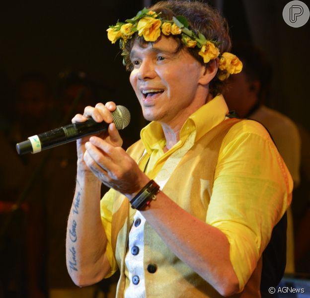 Netinho revelou que passou por momentos difícies antes de retornar ao Carnaval de Salvador: 'Tentei suicídio'
