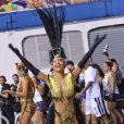Sabrina Sato vai desfilar pela Unidos de Vila Isabel, no Rio de Janeiro e pela Gaviões da Fiel, em São Paulo