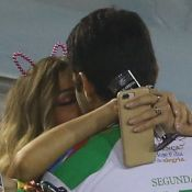 Beija, tá calor! Confira fotos dos famosos beijando muito no Carnaval