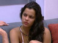 'BBB17': Emilly desabafa com Marcos sobre ex-namorado famoso. 'Quase deu filho'