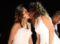 Daniela Mercury renova casamento com Malu em trio elétrico: 'Alguém é contra?'