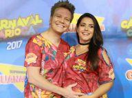 Thais Fersoza curte Carnaval com Michel Teló após anunciar gravidez. Veja fotos!