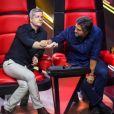Neste domingo, 26 de fevereiro de 2017, o apresentador André Marques se posicionou pela Globo antes do 'The Voice Kids' começar
