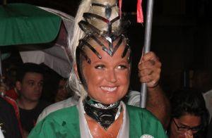 Carnaval: Xuxa Meneghel comenta homenagem da Grande Rio à Ivete. 'Ela merece!'
