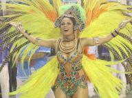 Lexa estreia no Carnaval sem o noivo, Mc Guimê: 'Ele não viu minha roupa'