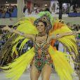 Cantora Lexa desfila no Carnaval 2017
