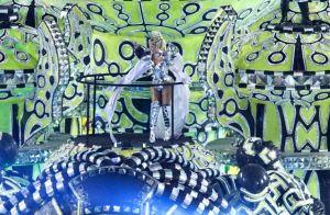 Vídeo: Xuxa participa de desfile que homenageia Ivete Sangalo. 'Ela merece tudo'