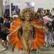 Vídeo: Viviane Araujo admite nervosismo antes de desfile. 'Muita adrenalina'