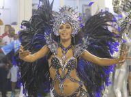 Vídeo: Miss Brasil Raissa Santana mostra samba no pé e boa forma no Carnaval