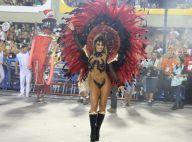 Musa no Carnaval, Nicole Bahls dispara: 'Ano que vem quero ser rainha'. Vídeo!