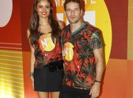 Sophie Charlotte e Daniel de Oliveira deixam Otto em casa para curtir o Carnaval