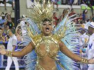 Carnaval: rainha da Portela, Bianca Monteiro usa fantasia com 40 mil cristais