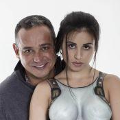 Hugo Gross curte desfiles de carnaval com modelo que lhe denunciou por agressão