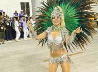 Wanessa Camargo emagreceu 2 kg para desfilar no Carnaval: 'Fiz dieta'. Vídeo!