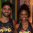 Aline Dias é namorada de Rafael Cupello: ' Existe ciúme tanto da parte dele como da minha, mas nada tão exagerado'