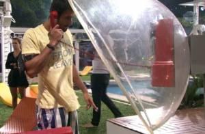 'BBB 14': Diego está no Paredão após produção errar e repetir recado do Big Fone