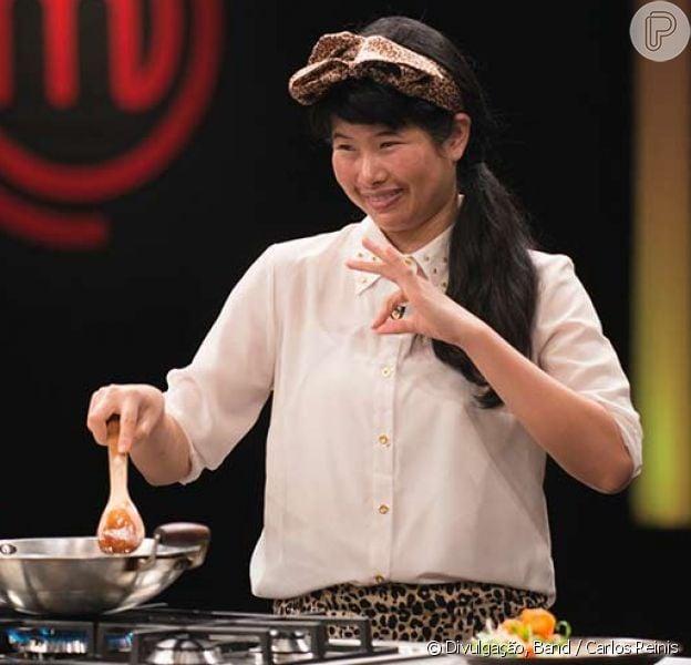 Yukontorn Tappabutt preparou ovo de genro com molho de tamarindo e agradou os chefs na estreia do 'MasterChef Brasil', na noite desta terça-feira, 7 de março de 2017