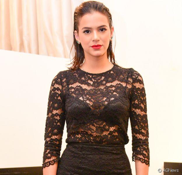 Bruna Marquezine confessa já ter descoberto traição de namorado na web: 'Eu já!'