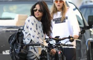 Michelle Rodriguez confirma namoro com Cara Delevingne: 'Estamos muito bem'