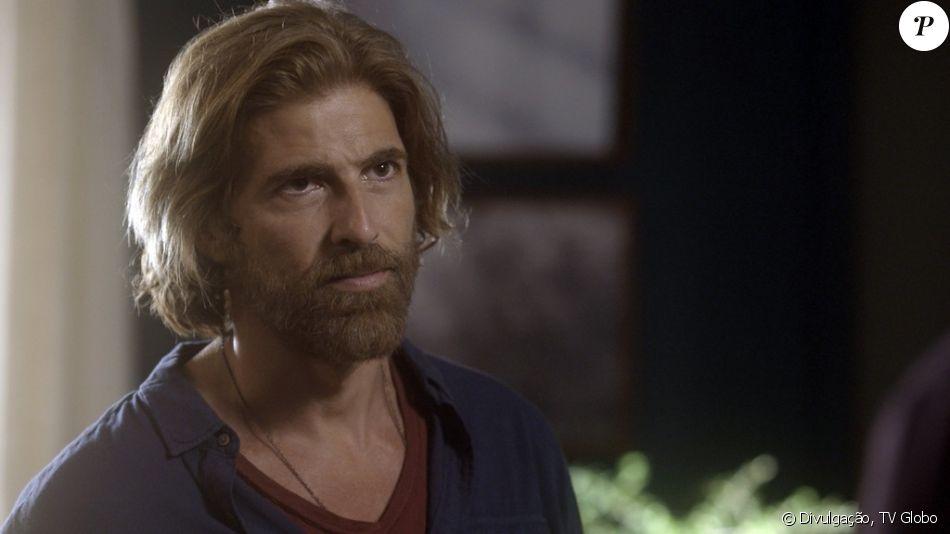 Pedro (Reynaldo Gianecchini) ficará furioso ao descobrir que Helô (Claudia Abreu) escondeu sua gravidez na novela 'A Lei do Amor'