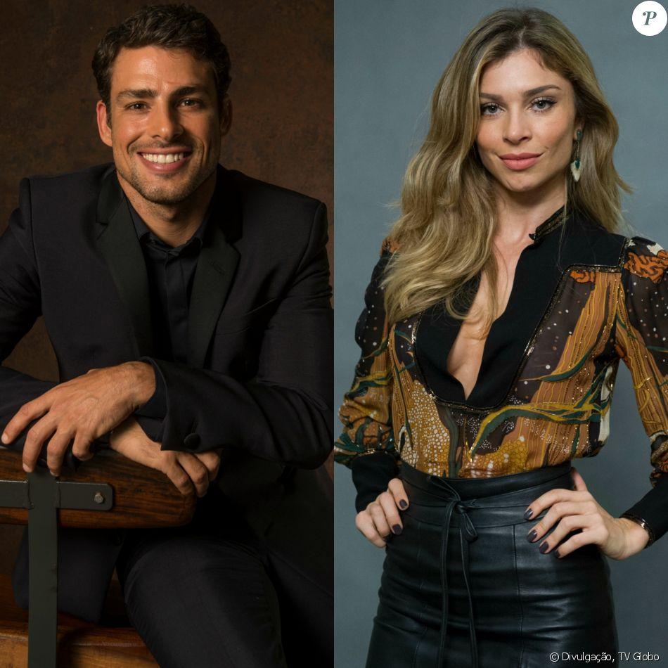 Cauã Reymond pediu para deixar o elenco da próxima novela de Walcyr Carrasco ao descobrir que a ex-esposa, Grazi Massafera, estava no elenco