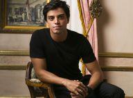 Rodrigo Simas comeu jabuti semicru em preparação para 'Novo Mundo': 'Esquisito'